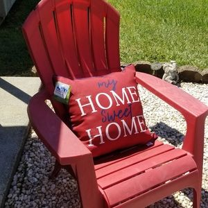 """New """"My HOME Sweet HOME"""" Pillow"""